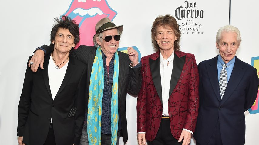 Mick Jagger ist 77: So gratulieren ihm die Rolling Stones!