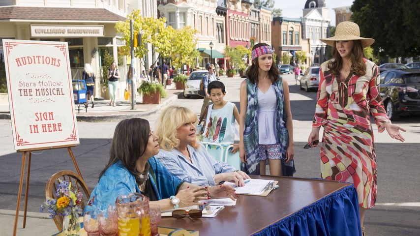 "Zum ""Gilmore Girls""-Start: Fan-Fest im echten Stars Hollow"