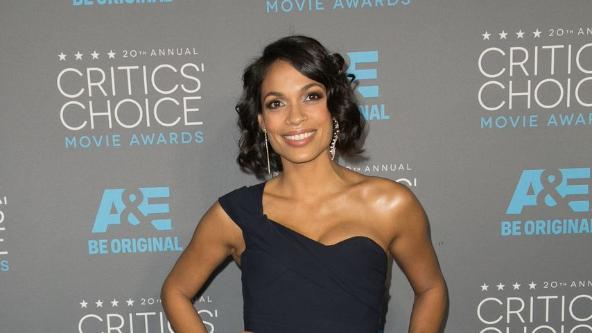 Rosario Dawson bei den Critics' Choice Movie Awards