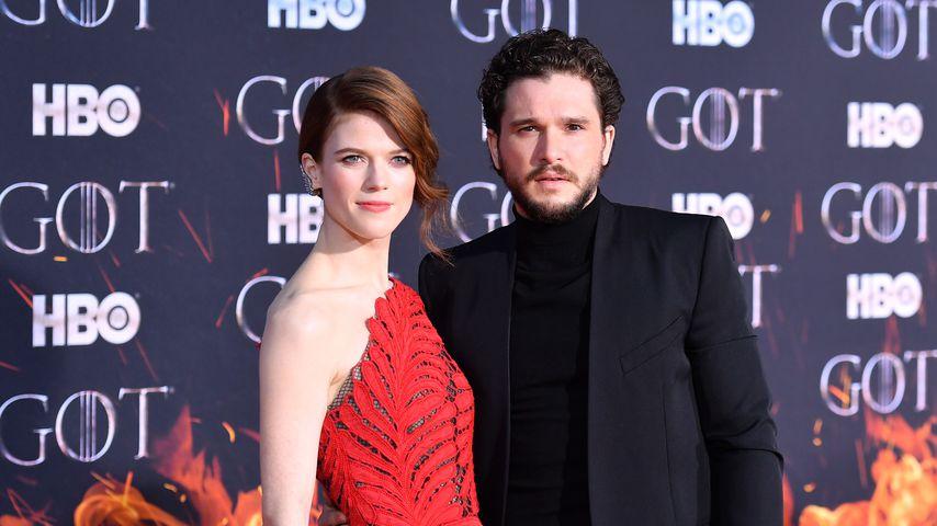 """Wie Eis und Feuer: Die Looks der """"Game of Thrones""""-Premiere!"""