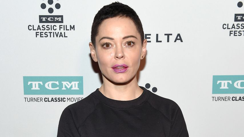 Rose McGowan beim TCM Classic Film Festival in Los Angeles