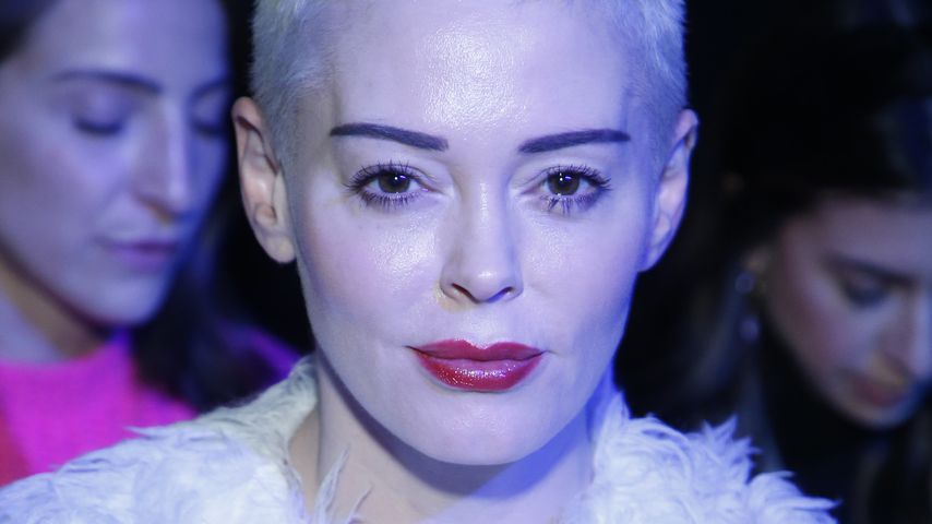 Rose McGowan bei der New York Fashion Week 2019