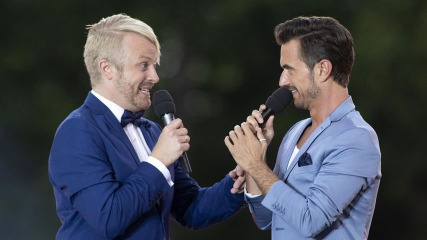 Trotz Traumschiff-Kritik: Ross Antony findet Flori super!