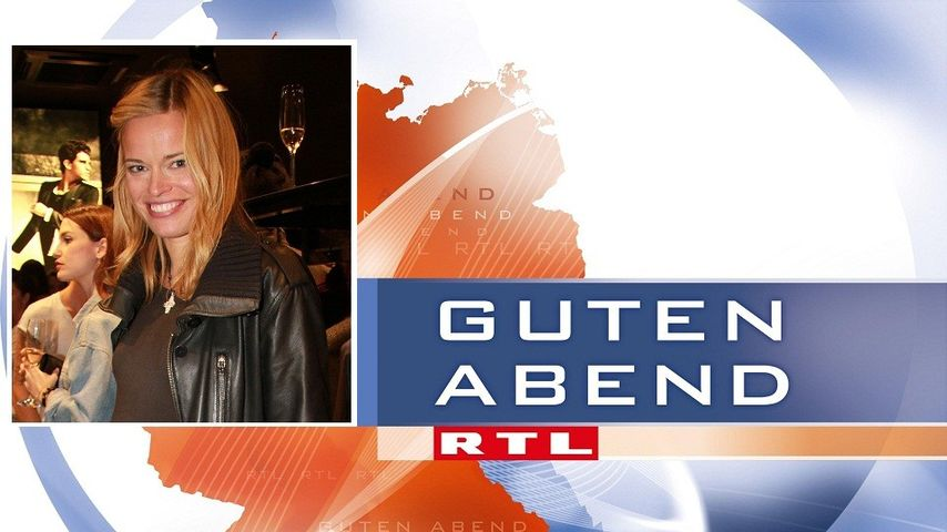 RTL-Moderatorin: Baby-Drama