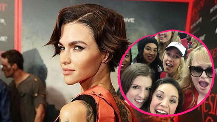 "Ruby Rose singt? OITNB-Star ergattert ""Pitch Perfect""-Rolle"