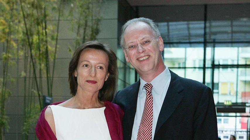 Nach 13 Jahren Ehe: Heimliche Scheidung bei Rudolf Scharping