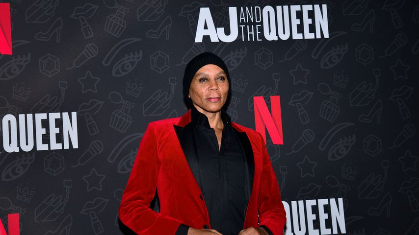 "RuPaul bei der Premiere zu ""AJ and the Queen"", Januar 2020"