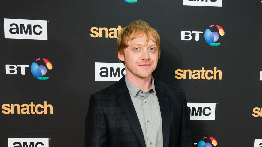 "Rupert Grint bei der ""Snatch""-Premiere in London im September 2017"