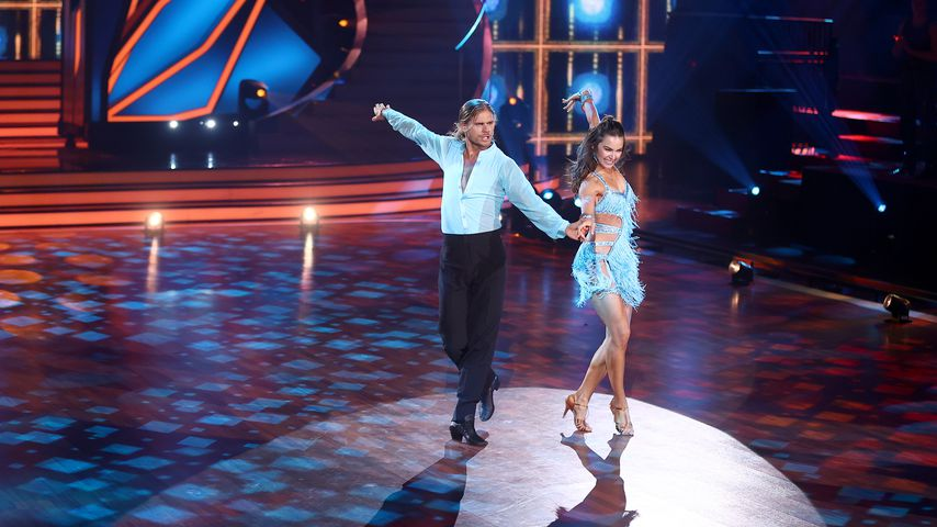 "Rúrik Gíslason und  Renata Lusin, ""Let's Dance""-Tanzpaar 2021"