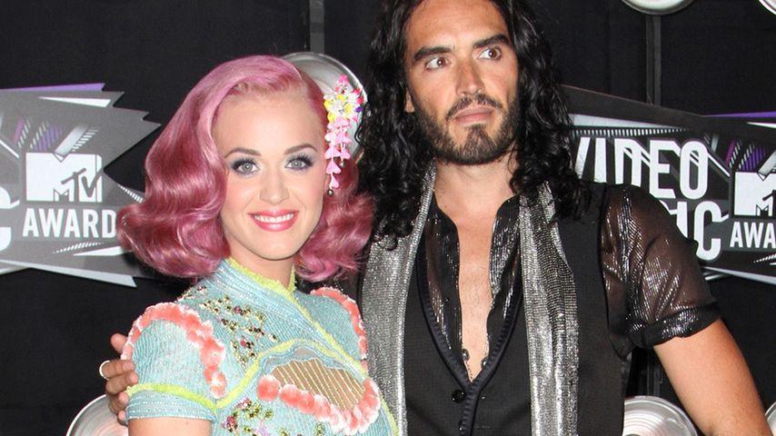 Russell Brand reißt Sex-Jokes über Katy Perry