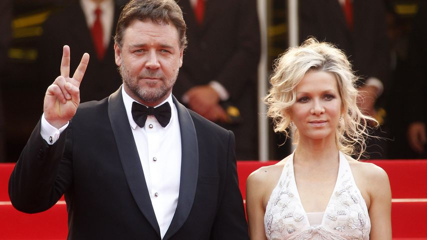 Russell Crowe plant Liebes-Comeback mit Ex-Frau!