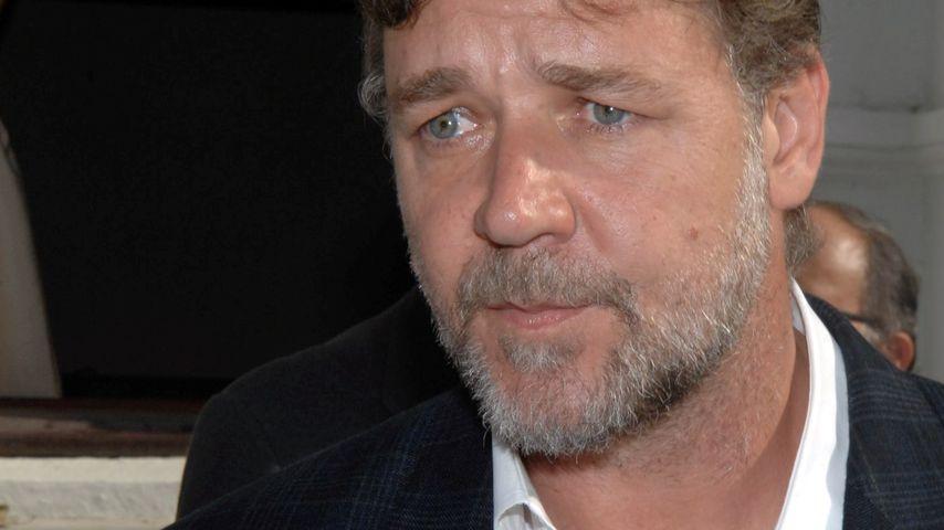Russell Crowe: Lobt oder disst er Justin Bieber?