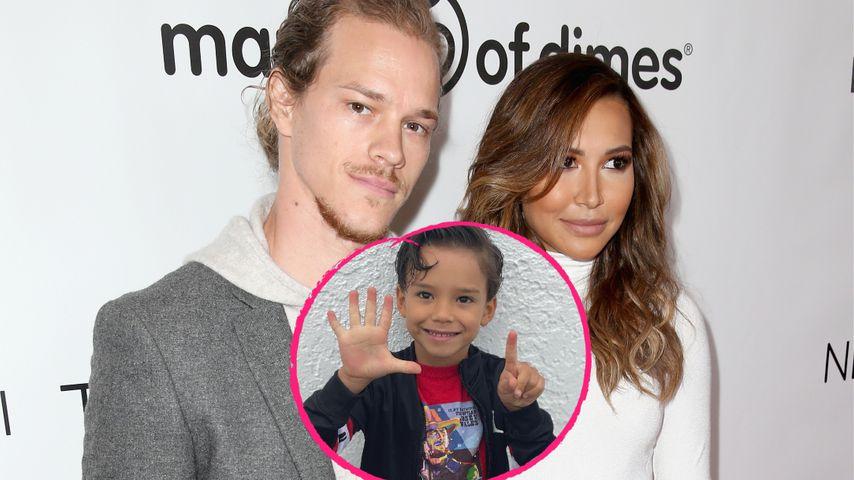 Süßer Post von Papa Ryan: Naya Riveras Sohn wird sechs