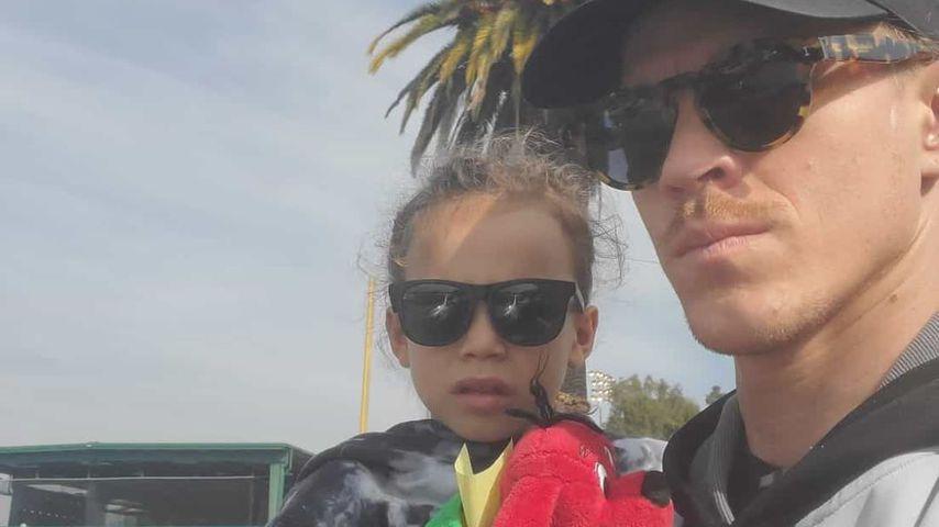 Ryan Dorsey und sein Sohn Josey