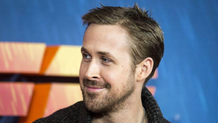 """Ryan Gosling bei einem Foto-Termin für """"Blade Runner 2049"""" in London"""