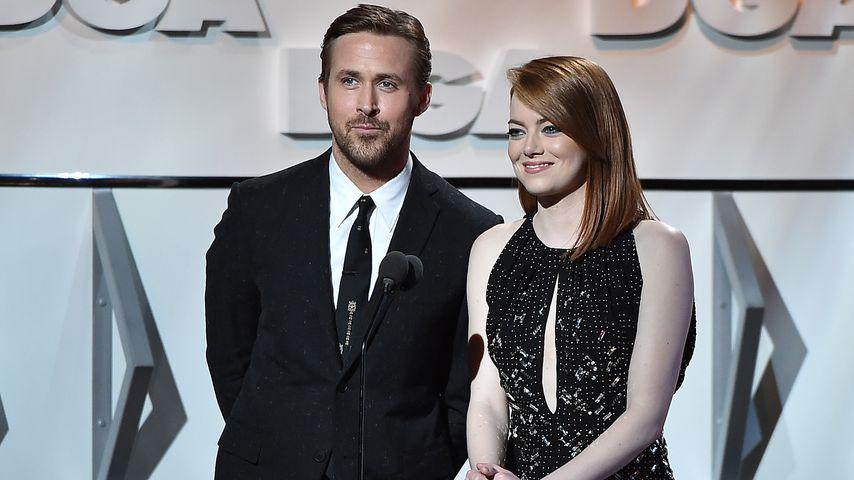 Happy! Ryan Gosling gesegnet mit Traum-Frau und Traum-Babys