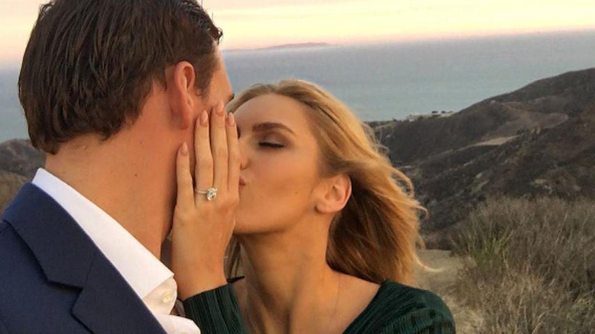 Ryan Lochte mit seiner Verlobten in LA