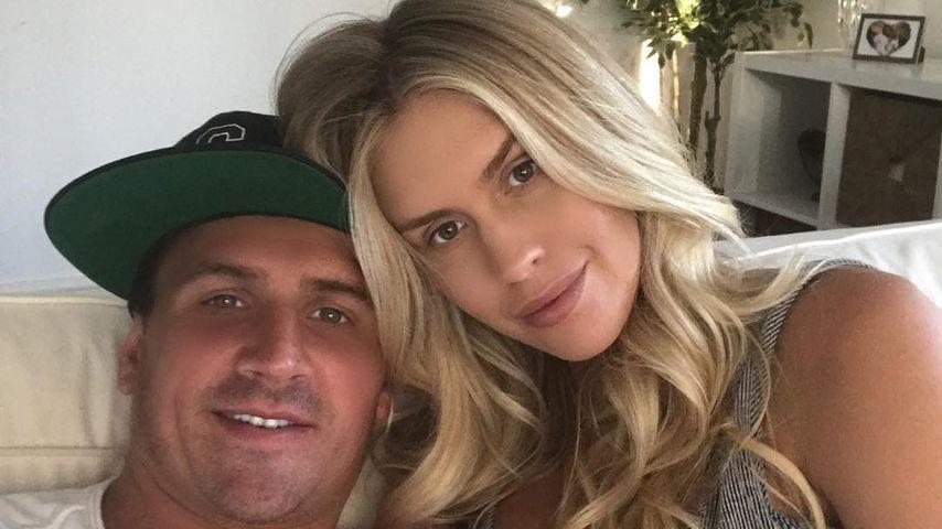 Ryan Lochte und seine Verlobte Kayla Rae Reid