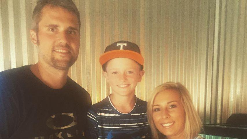 Ryan (l.), Bentley, Mackenzie und Tyler Edwards
