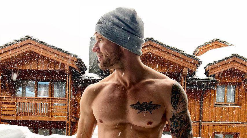 Was für ein Anblick! Ryan Phillippe lässt Schnee schmelzen