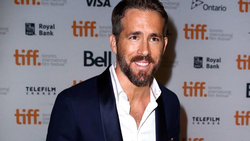 Papa-Freude: Ryan Reynolds feiert Schlaf-Entzug