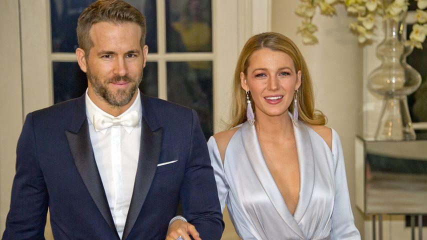 Ryan Reynolds Sex-Szenen: Wie Folter für Blake Lively!