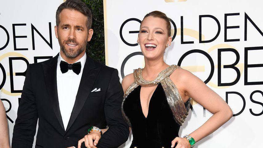 """""""Söldnerjob"""": Hatten Ryan Reynolds & Blake nur zweimal Sex?"""
