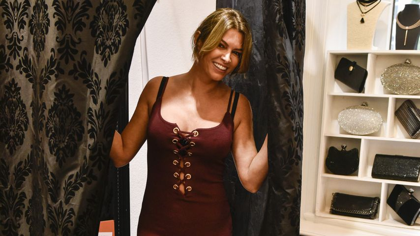 "Sabia Boulahrouz, Teilnehmerin bei ""Promi Shopping Queen"" 2018"