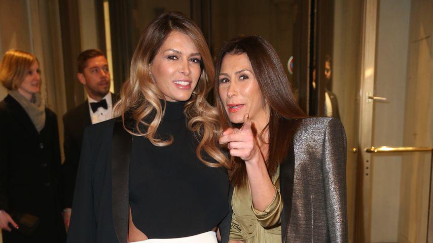 Sabia Boulahrouz und ihre Schwester Lydia Engizek in Hamburg