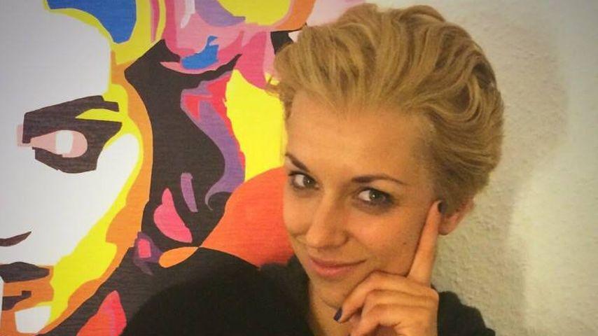 Radikale Veränderung: Sabine Lisicki hat die Haare ab!