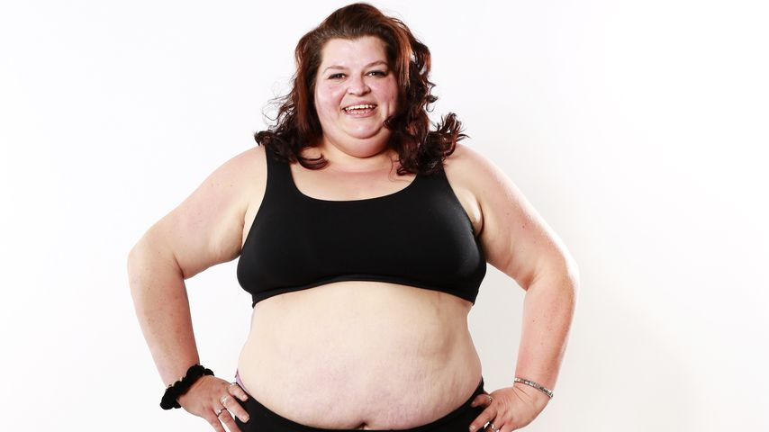 """The Biggest Loser""-Kandidatin Sabine"