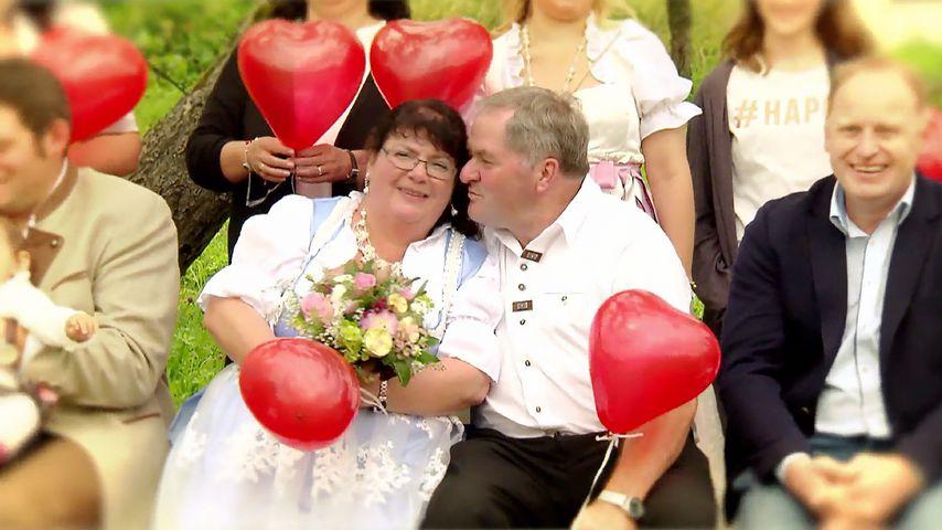 BsF-Albert & Sabine: Alle romantischen Details zur Hochzeit!