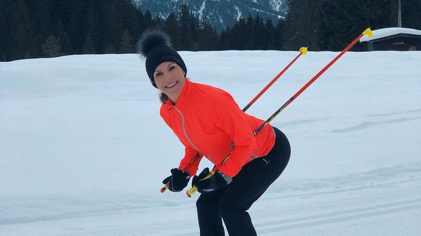 Ex-Leichtathletin Sabrina Mockenhaupt