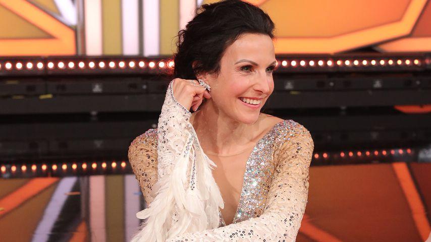 """Sabrina Mockenhaupt bei """"Let's Dance"""" 2019"""