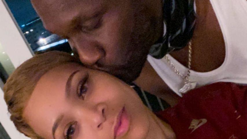 Von wegen Trennung: Feiern Lamar Odom und Sabrina Reunion?
