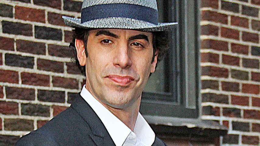 Sacha Baron Cohen: Nach Diktator zum Geheimagent?