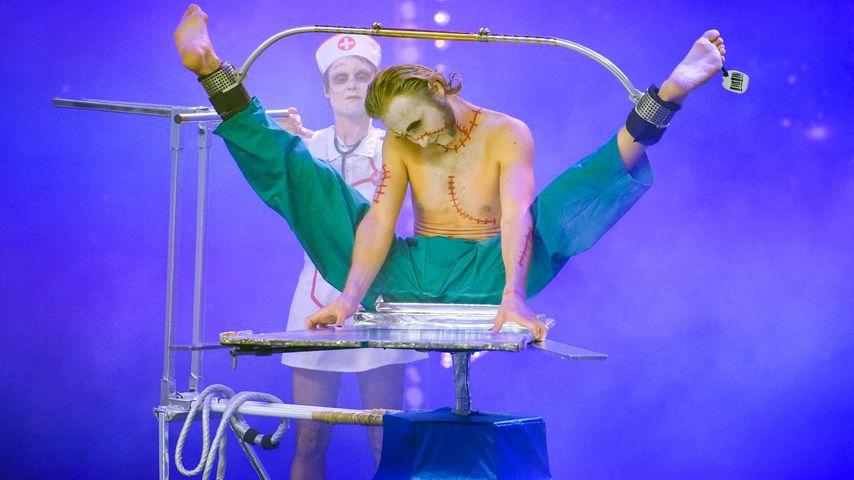"""Sacha Yenivatov bei """"Das Supertalent"""" 2019"""
