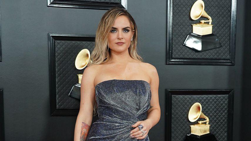 Sängerin Jojo bei den Grammy Awards 2020