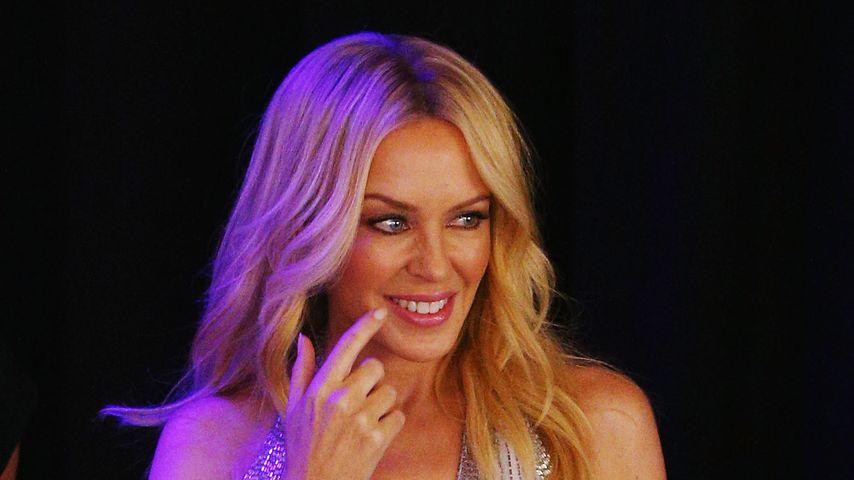 Frisch 50 geworden: Doch Kylie Minogue fühlt sich wie 60!