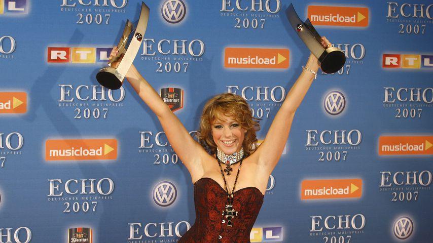 Sängerin LaFee bei den Echo Awards 2007