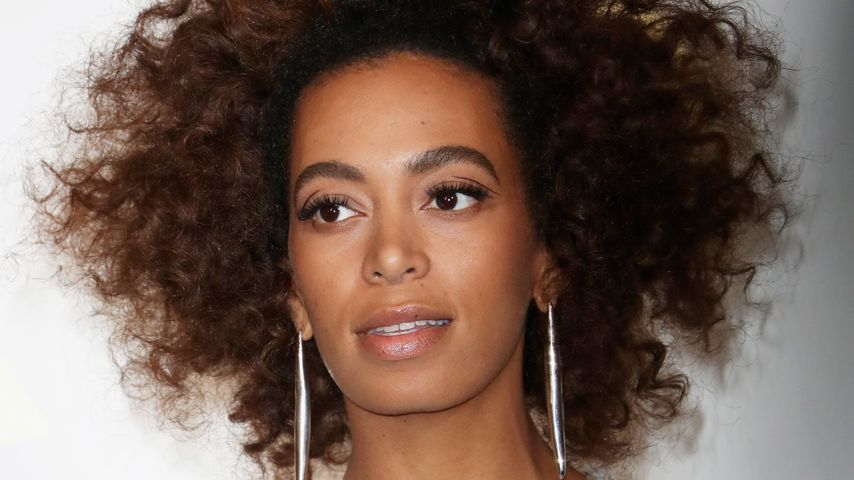 Solange Knowles bei den Grammy Awards im Februar 2017