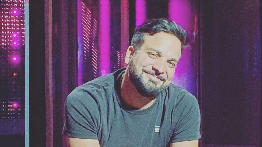 """Sahand im """"Take Me Out""""-Studio"""