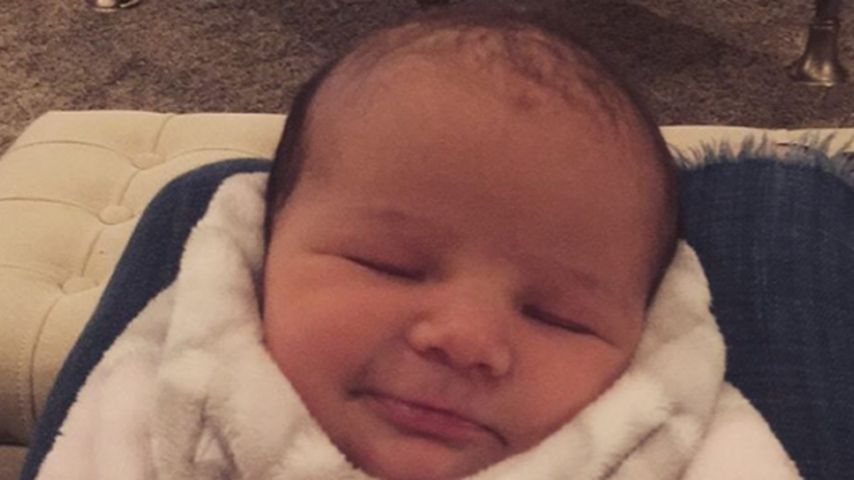 Kurz nach Geburt: So süß ist Bristol Palins Tochter Sailor