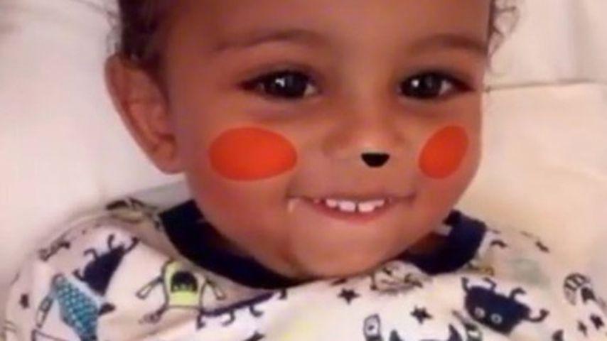 Kleines Pikachu: Ist Saint das süßeste Kardashian-Baby?