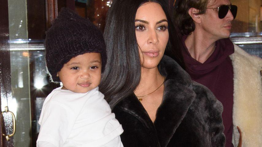 Nach Drama um Saint: Emotionale Worte von Kim Kardashian!