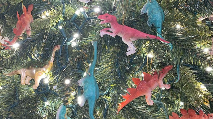 Saint Wests Weihnachtsbaum 2020