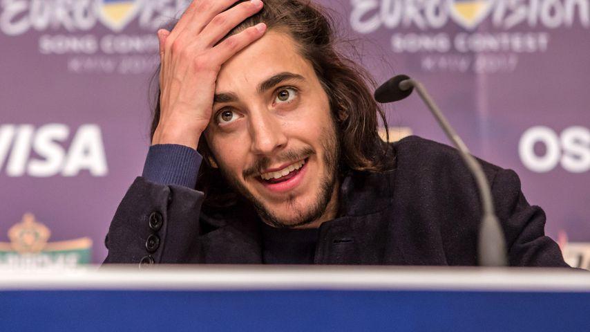 """""""Alles gekauft"""": Was meinte ESC-Sieger Salvador denn damit?!"""