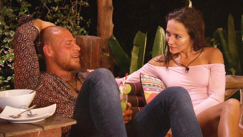 Salvatore und Anastasiya bei ihrem Temptation-Date