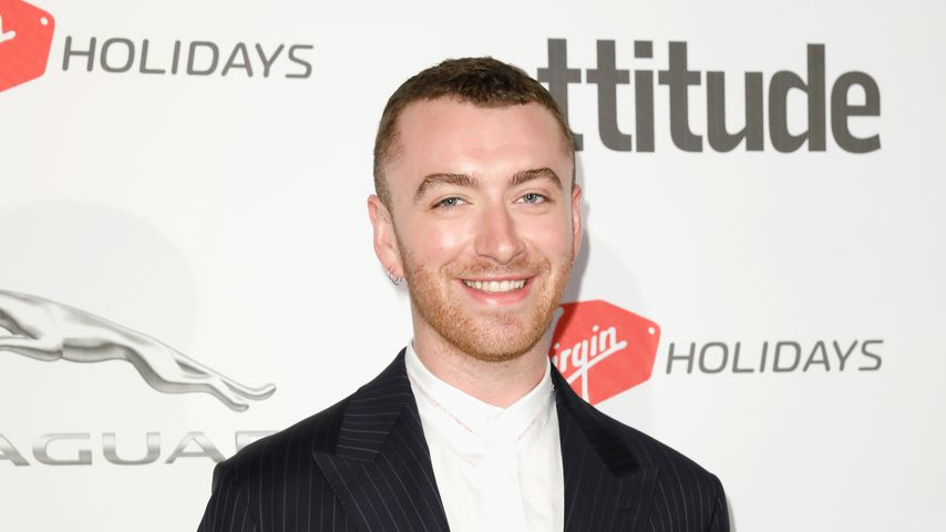 Sam Smith bei den Attitude Awards 2017