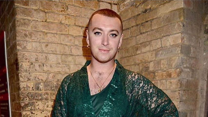 Sam Smith bei den Attitude Awards